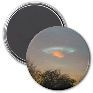 . . . They're Here!!! 3 Inch Round Magnet