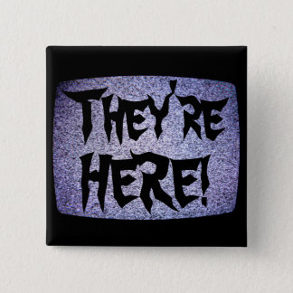 They're HERE! Button