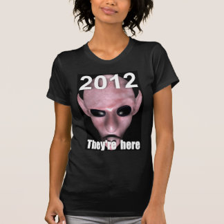 THEYRE-HERE T-Shirt