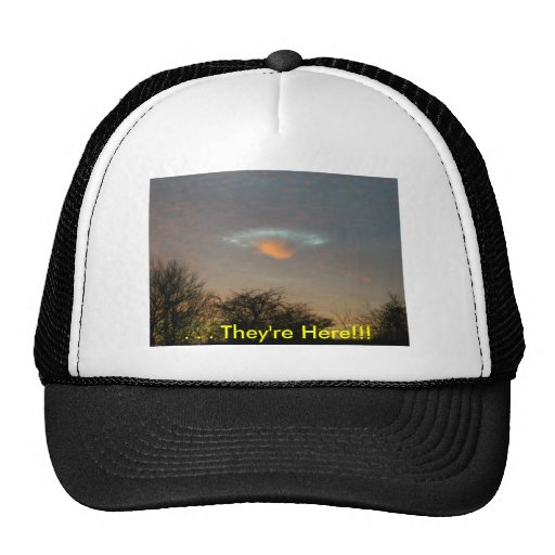 . . . They're Here!!! Trucker Hat