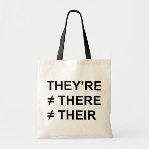 They're Not There Tote Bag
