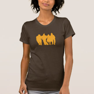 They're off, too! t shirt