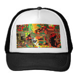 They're watching you by Von Knoblock Mesh Hat