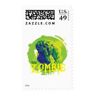 thezombie postage stamps