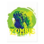 thezombie postcard