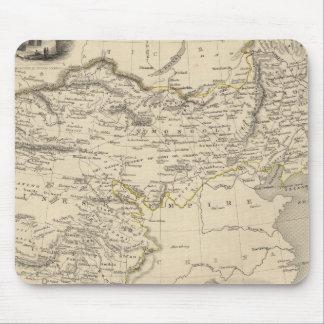Thibet, Mongolia, y Mandchouria Tapete De Ratones