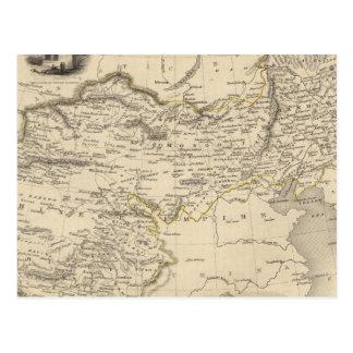 Thibet, Mongolia, y Mandchouria Tarjetas Postales