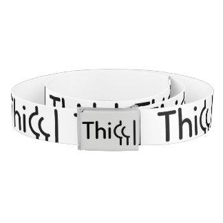Thicc Belt