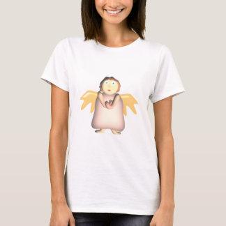 thick angel rotund fishing rod T-Shirt