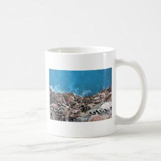 Thick-billed Murre Colony, Hudson Bay, NWT, Canada Classic White Coffee Mug