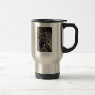 Thick-billed Murres on Hall Island 15 Oz Stainless Steel Travel Mug