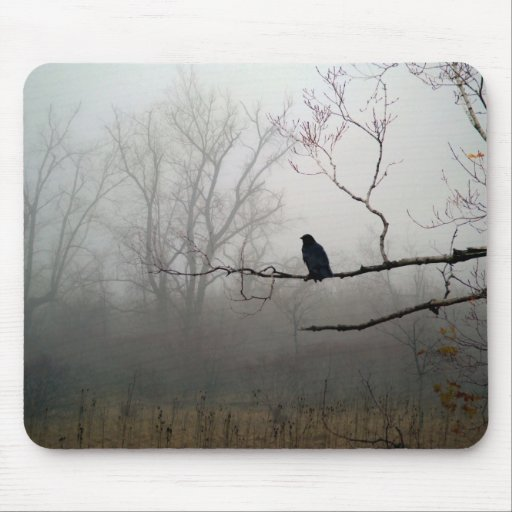 Thick Fog Mouse Pads
