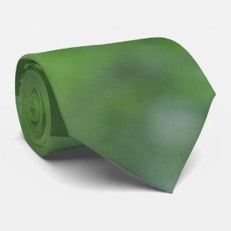 thick green foam tie