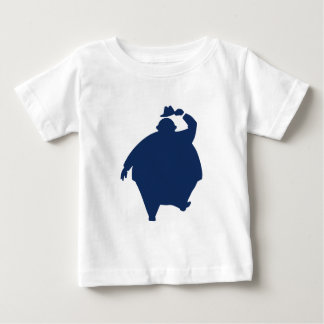 thick man fat one baby T-Shirt