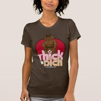 Thick n Rich - no verbage Tshirts