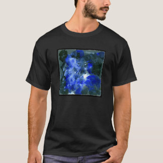 Thick Painting by MANUEL Acrylic on Poster T-Shirt