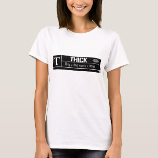 Thick Rating T-Shirt