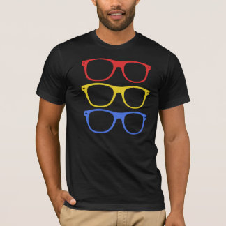 thick rimmed glasses T-Shirt