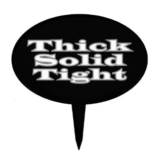 Thick Solid Tight Cake Pick