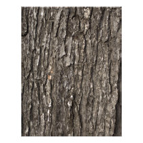 Thick Tree Bark Letterhead