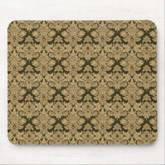 Thick Velvet Brocade Mouse Pad