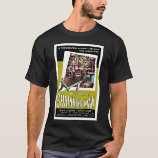 Thie Incredible Shrinking Man T-Shirt