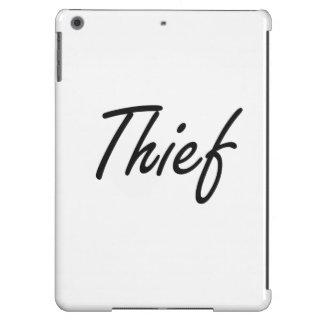Thief Artistic Job Design Case For iPad Air