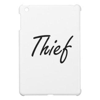 Thief Artistic Job Design iPad Mini Case