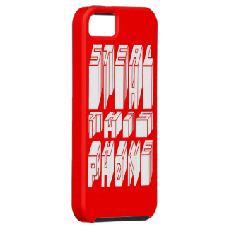 thief clothing phone cases iPhone 5 cases
