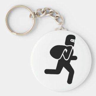 Thief Keychain
