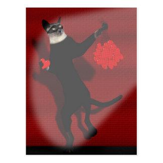 Thief of Hearts postcard Post Card