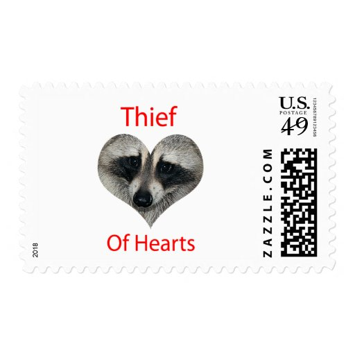 Thief Of Hearts Stamp