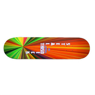 Thief Skateboards - Time Tunnel