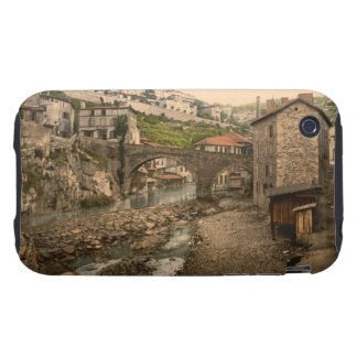 Thiers, Auvergne, France Tough iPhone 3 Cover