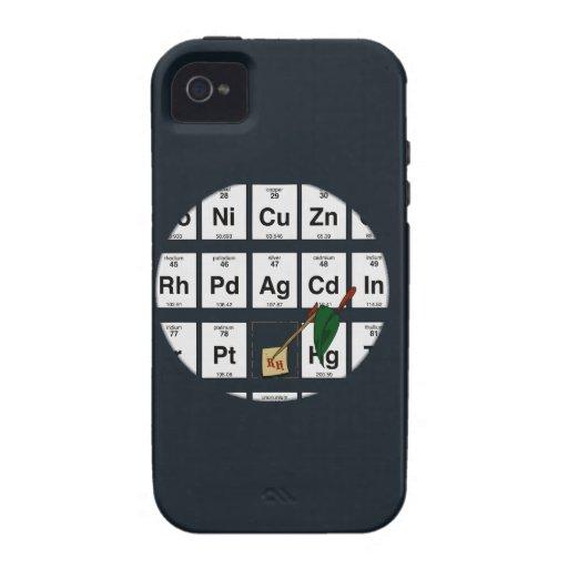 Thievery elemental iPhone 4 fundas