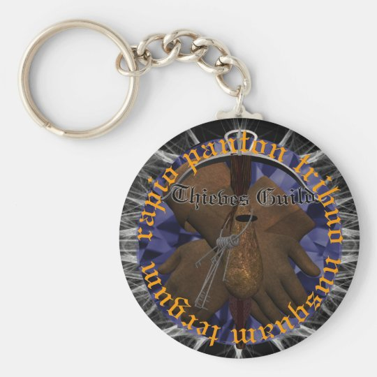 Thieves Guild Keychain