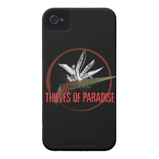 Thieves of Paradise Blades Logo iPhone 4 Cover