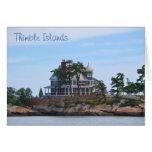 Thimble Island Notecard Greeting Card