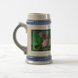Thimbleberry Unripened Fruit Stein Coffee Mugs