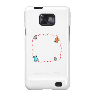 Thimbles And Threads Samsung Galaxy SII Covers