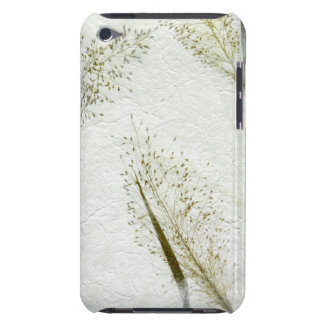 Thin blades of grass Japanese rice paper Barely There iPod Cover
