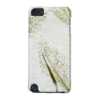 Thin blades of grass Japanese rice paper iPod Touch 5G Case