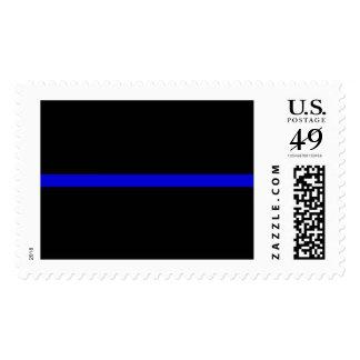 Thin Blue Line $0.49 Postage Stamp