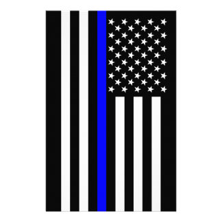 Thin Blue Line American Style Flyer
