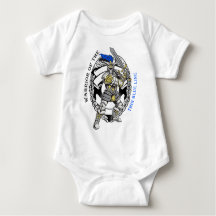 609fd3589dbf5 Swat Baby Clothes & Shoes | Zazzle