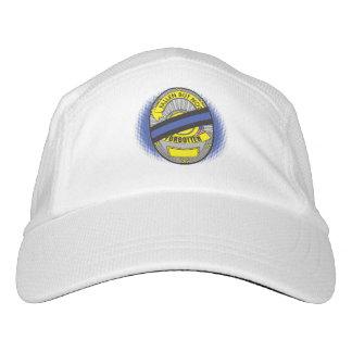 Thin Blue Line Badge Headsweats Hat