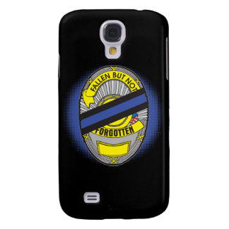 Thin Blue Line Badge Samsung S4 Case