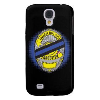 Thin Blue Line Badge Samsung S4 Case