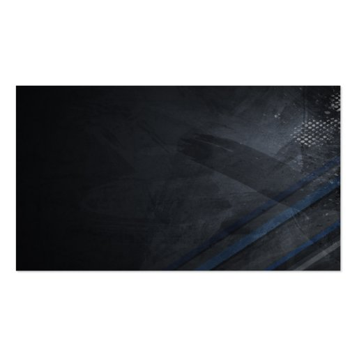 Thin Blue Line Business Card