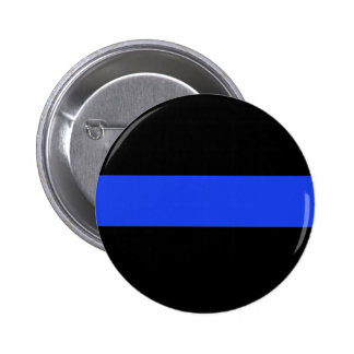Thin Blue Line Buttons